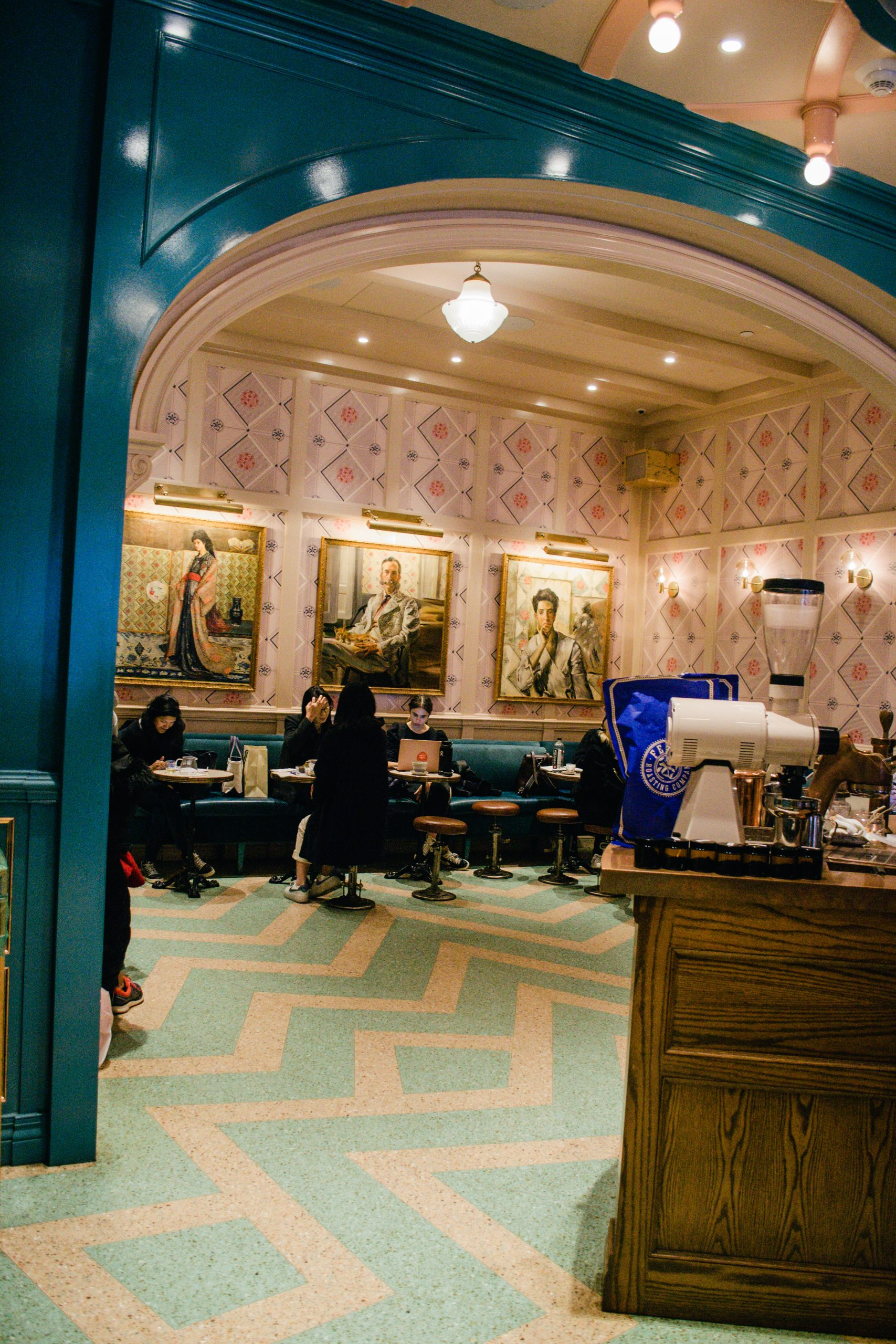 Pretty Cafes: Our Review of Felix Roasting Co in Manhattan New York
