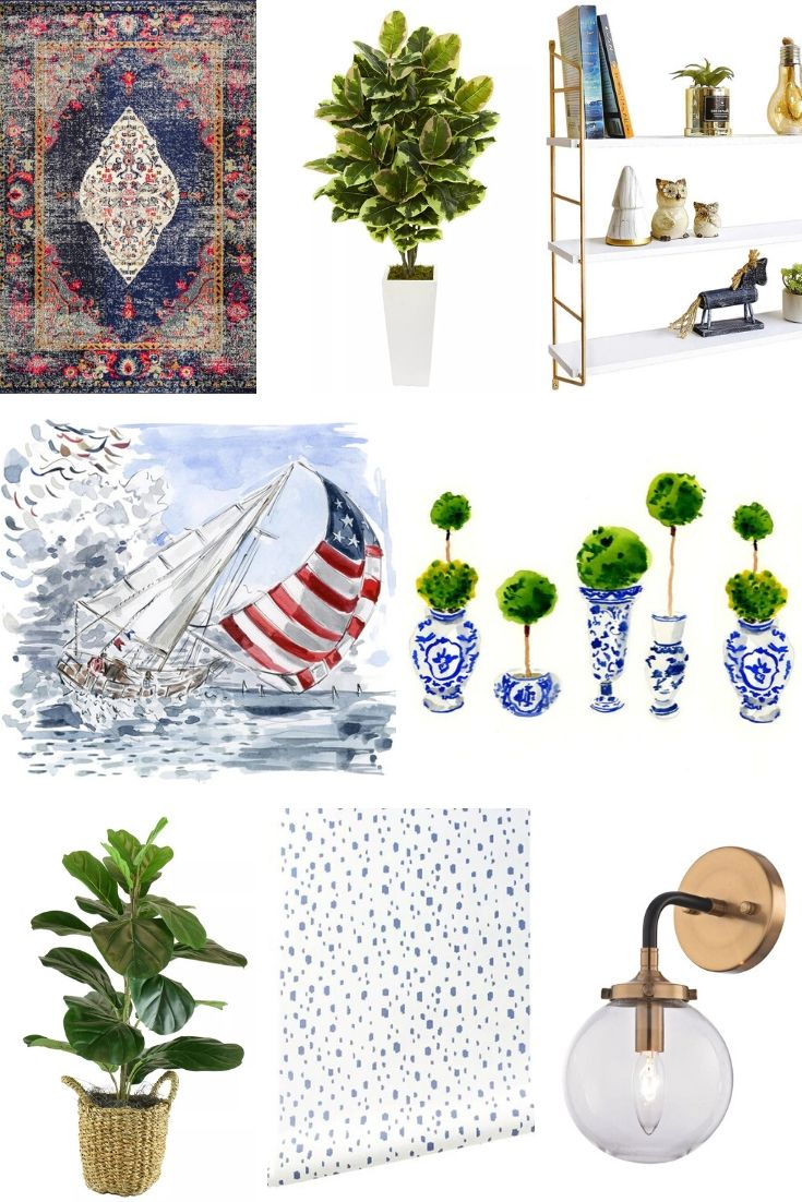 Inspiration for Furnishing Our Bedroom