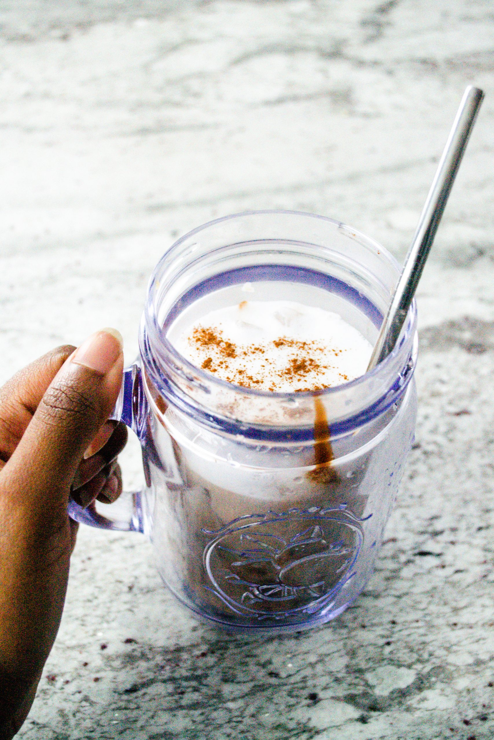 How to Froth Milk for Your Coffee & Lattes Without a Frothing Machine in 4 Easy Steps
