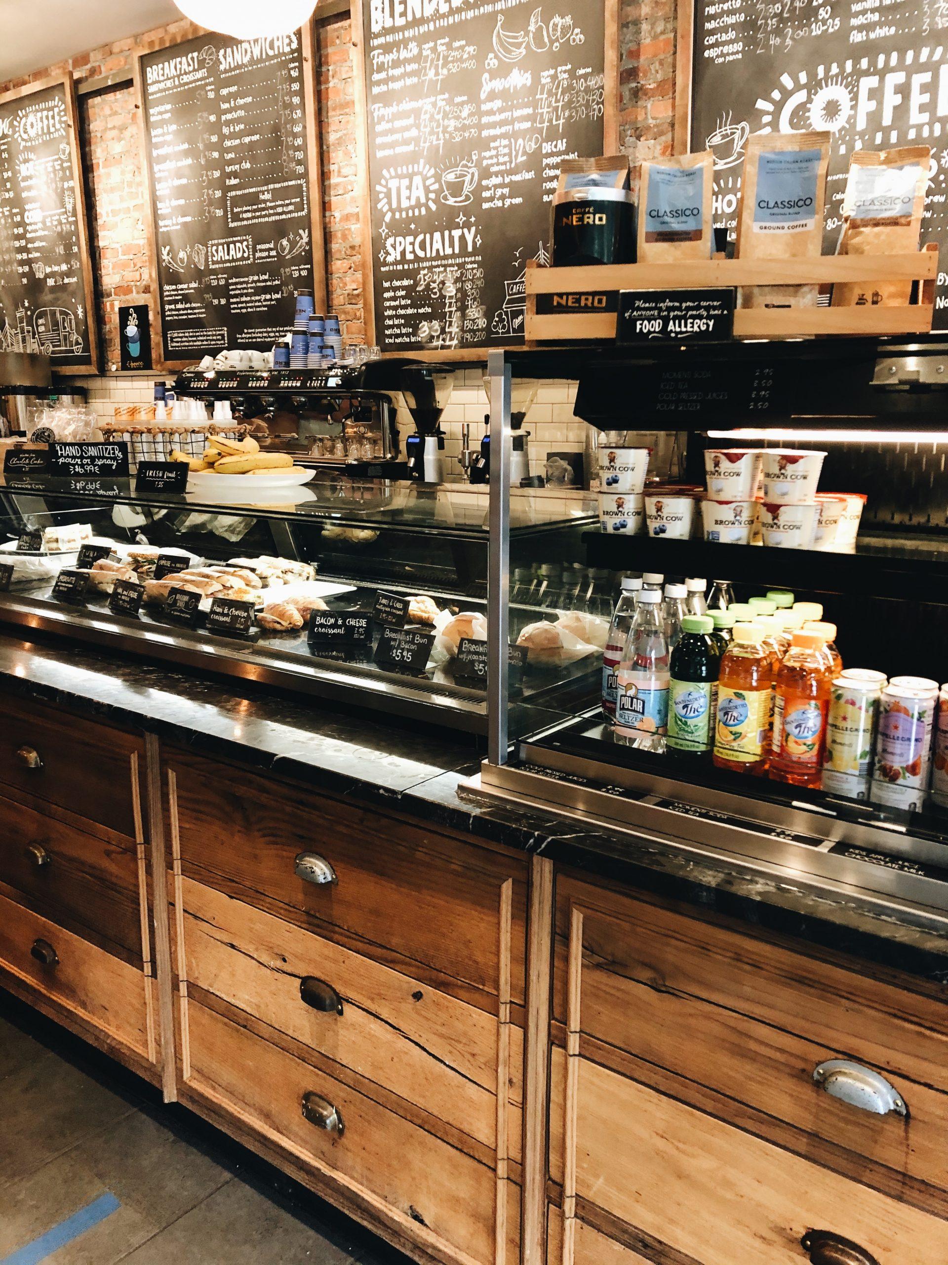 Brew Review: Caffe' Nero in Boston, MA