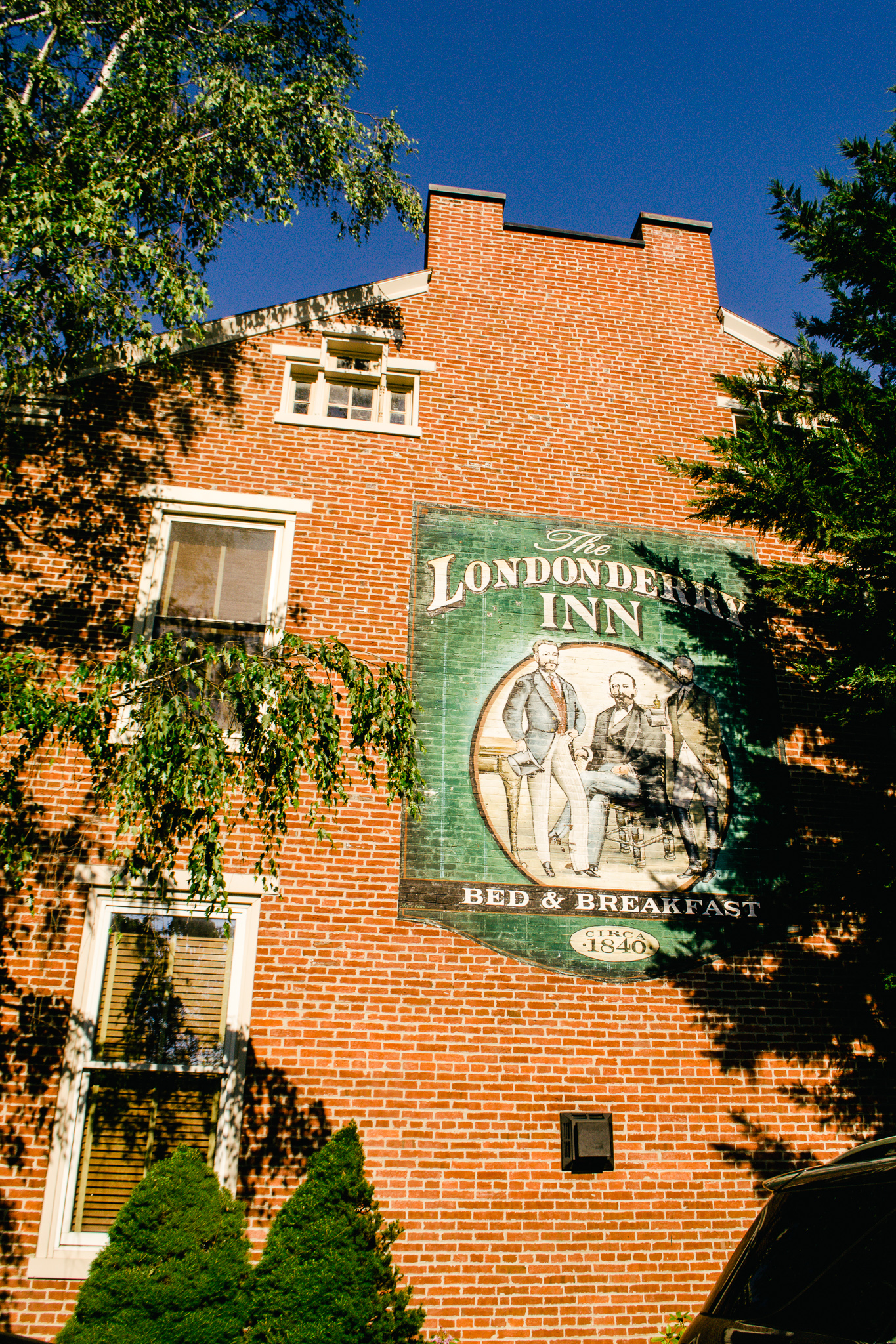 The Londonderry Inn: Where We Stayed in Hershey, PA During Our Visit to Chocolate World